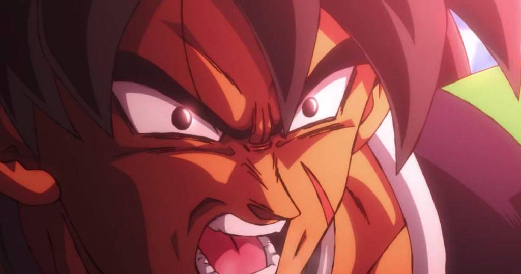 Dragon Ball Super: Broly 4DX