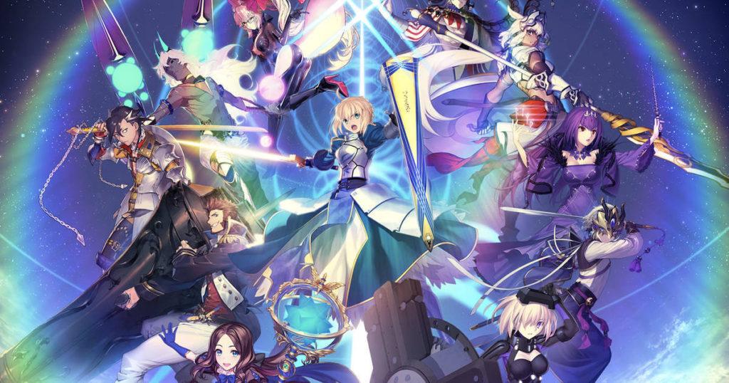 Gen Urobuchi Fate Grand Order