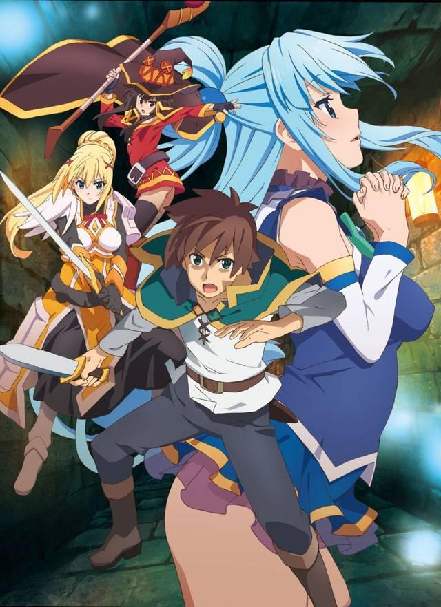 KonoSuba Movie & Game