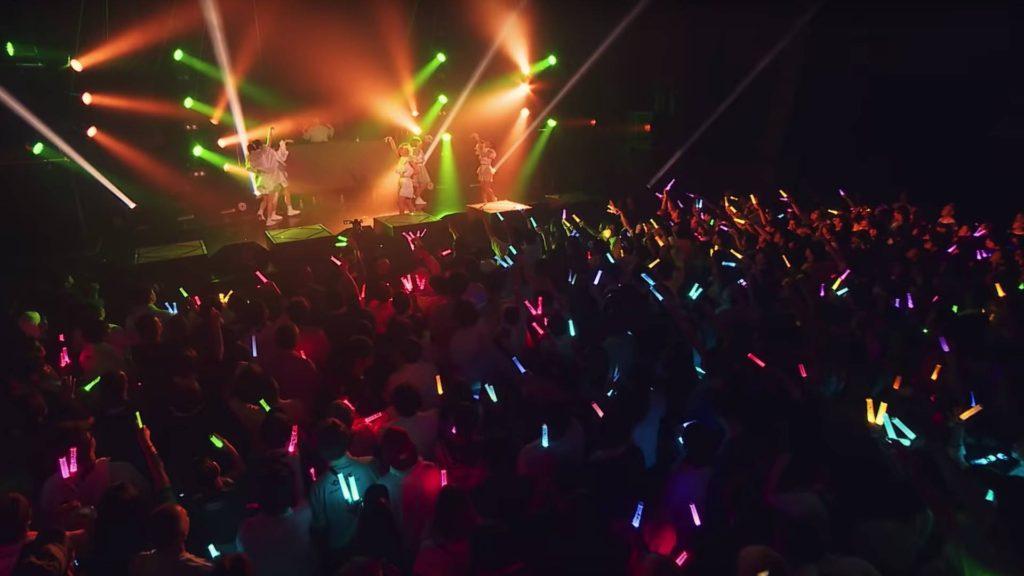 CY8ER - Guru Guru Continue Live