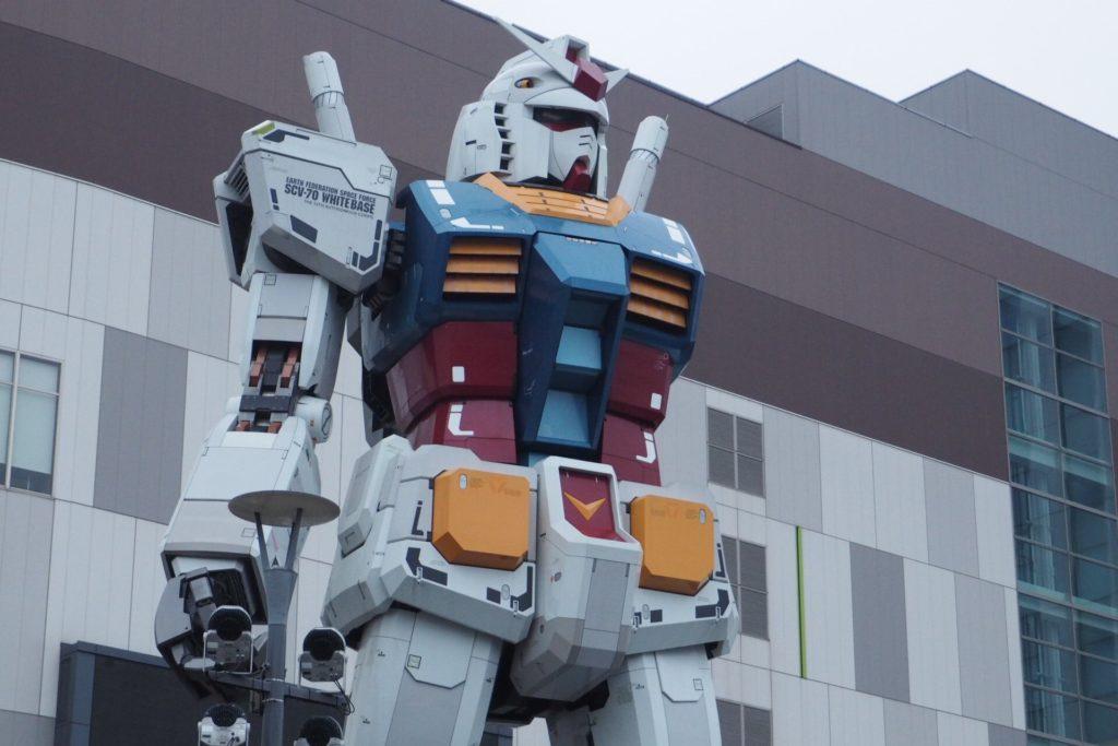 Life-Size Gundam