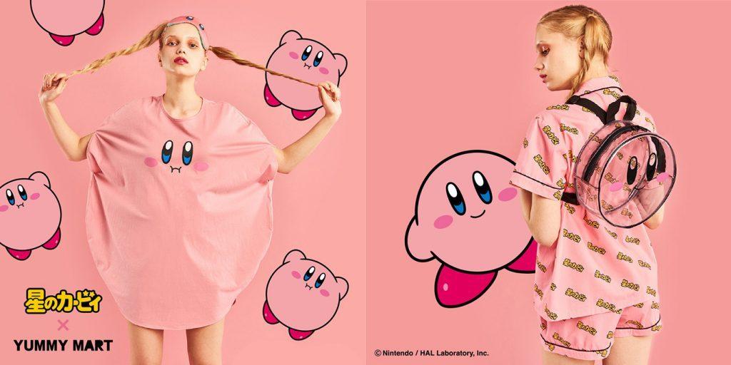 Kirby x YUMMY MART