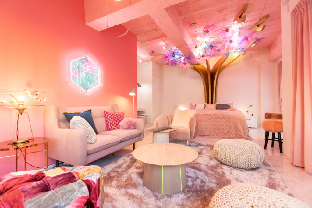 Moshi Moshi Rooms - Sakura