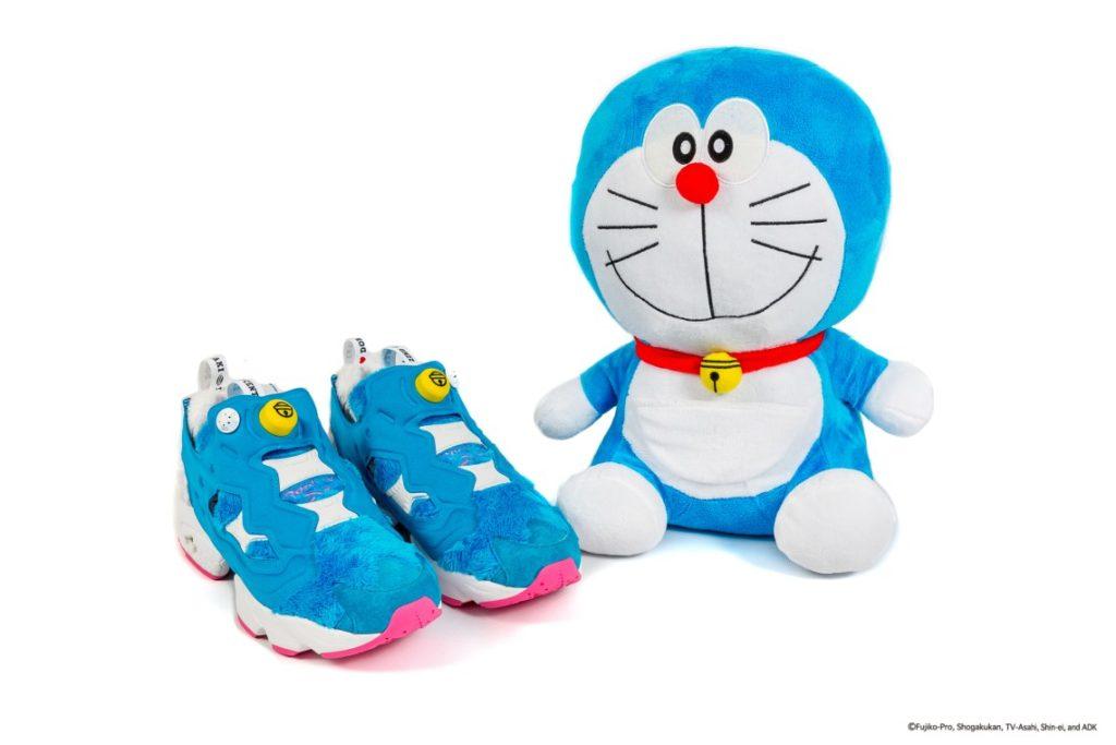 Doraemon Reebok