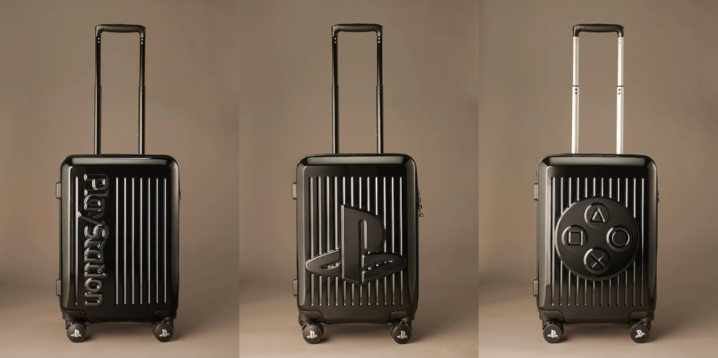 Good Smile Company Announce 'PlayStation Suitcase' Collaboration