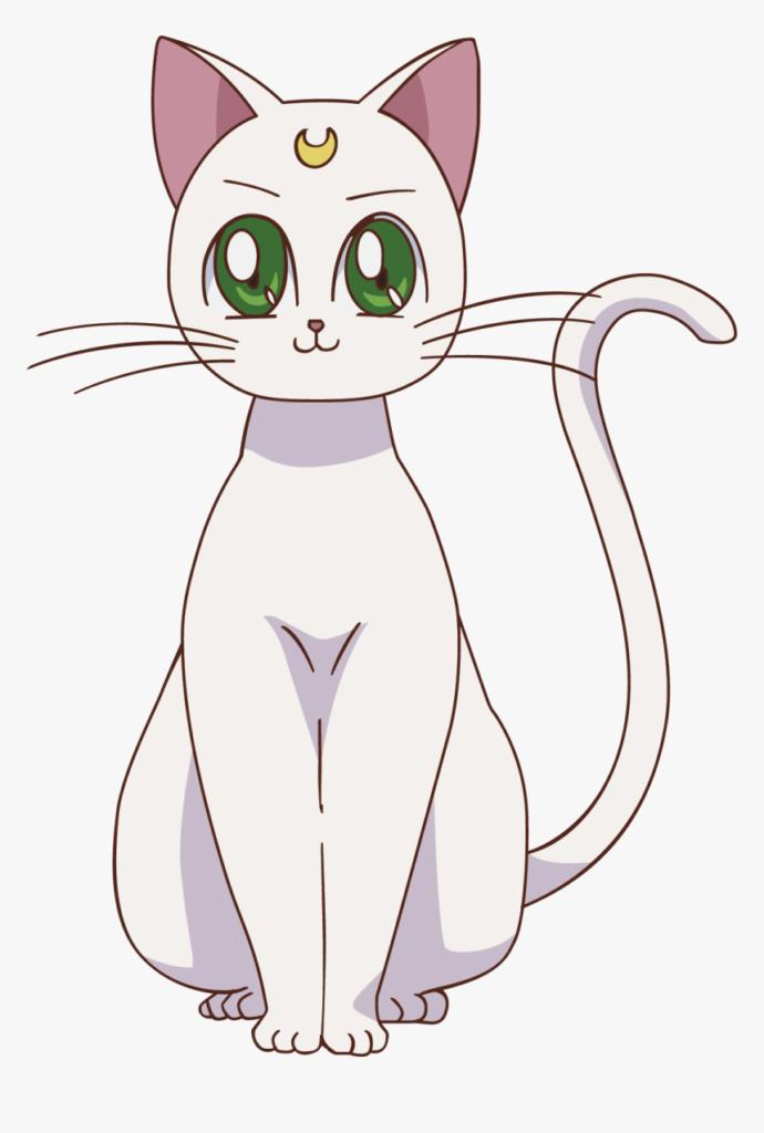 Artemis Sailor Moon