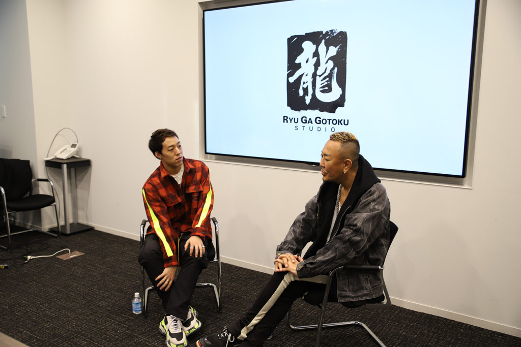 Toshihiro Nagoshi Interview [Part Three]