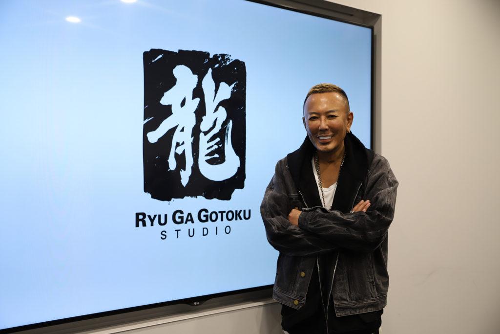 Toshihiro Nagoshi Interview [Part Two[