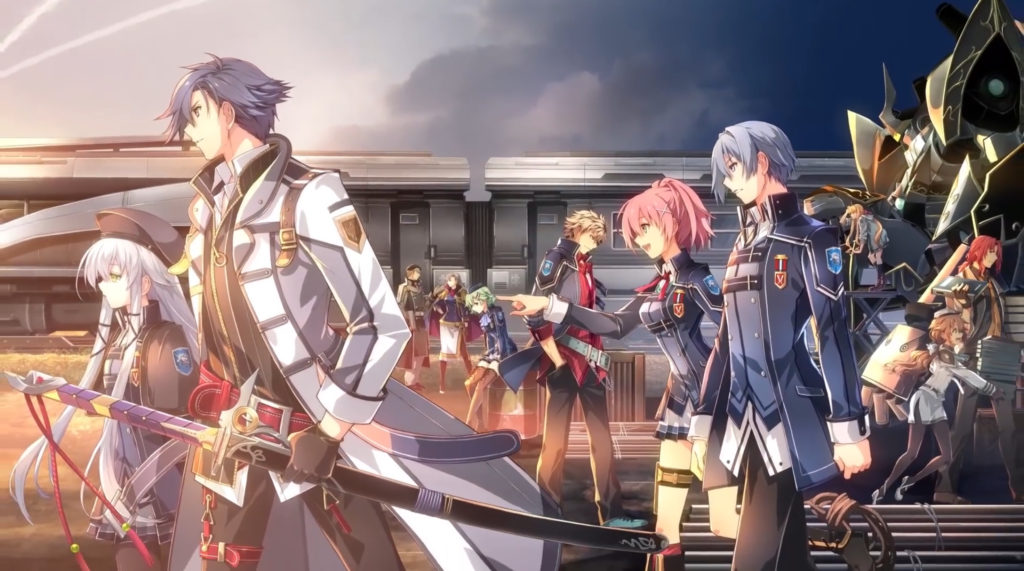 NISA to Bring 'The Legend of Heroes: Trails of Cold Steel III' to the West in 2019