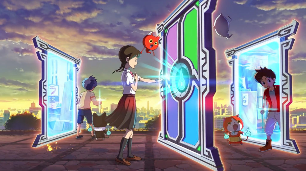 New Yokai Watch 4 Trailer Showcases Battle Systems and More