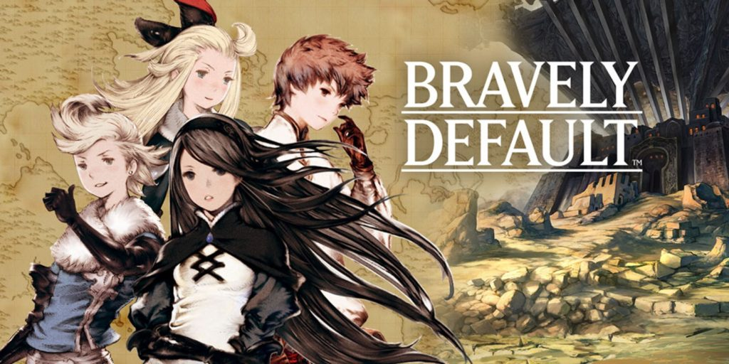 New Bravely Default Game Officially In Development