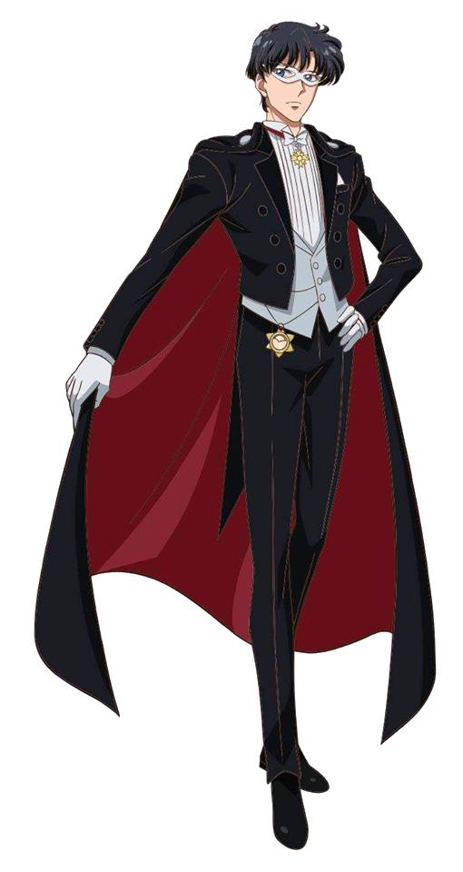Tuxedo Mask, Mamoru Chiba from Sailor moon