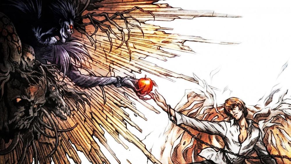Death Note Art