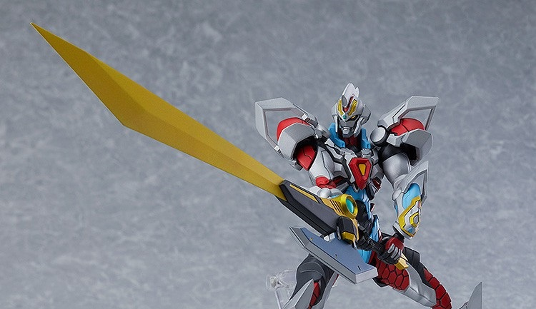 The New SSSS.GRIDMAN Figma Might Just Be One of the Best Yet