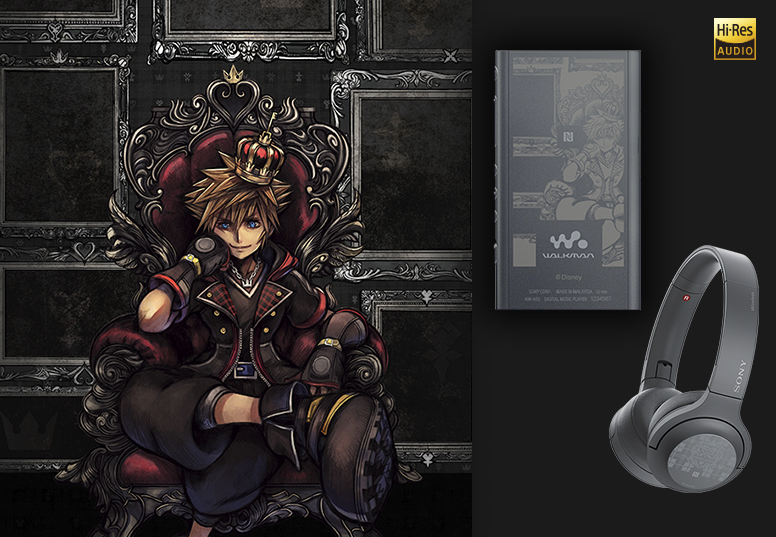 Special 'Kingdom Hearts III' Walkman and Headphones to be Released by Sony
