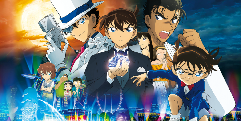 Hiroomi Tosaka to Perform Upcoming 'Detective Conan: The Fist of Blue Sapphire' Theme Song