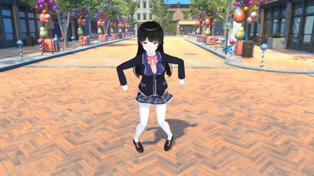 Mina's funny walk