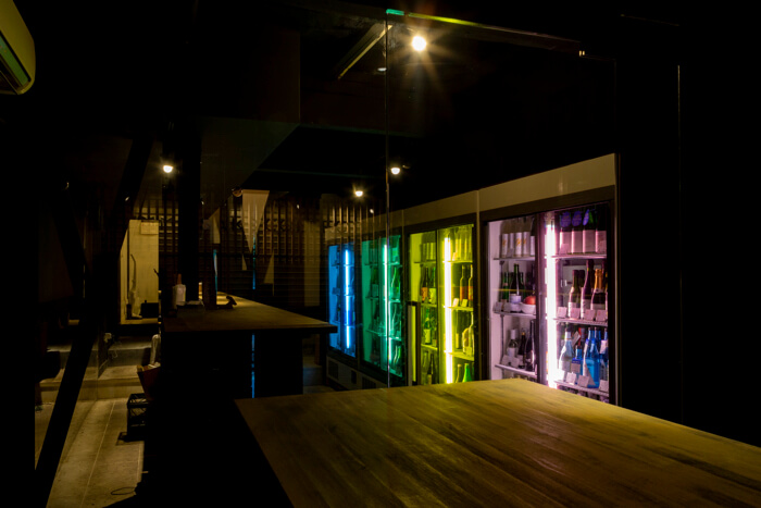 AI Helps Break Down Which Sake Best Fits Your Palate at Daikanyama Bar
