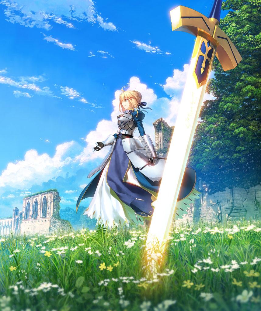 Fate 15th main visual