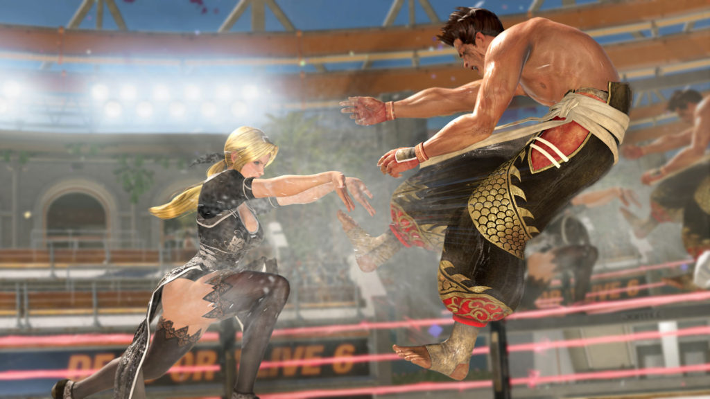 Dead or Alive 6 Stream at EVO Japan Cut Short Due to Sexual Content