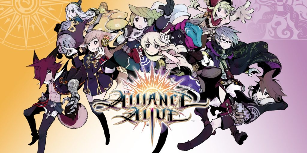 The Alliance Alive HD Remaster Announced for Playstation 4, Nintendo Switch and PC