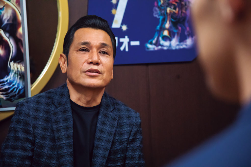 EXILE SEKAI Interview with Fist of the North Star Creator Tetsuo Hara