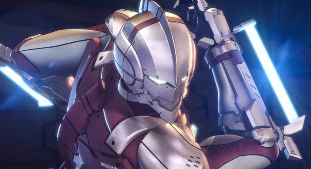 Upcoming Netlix 'Ultraman' Series Receives Gorgeous New 3DCG Trailer