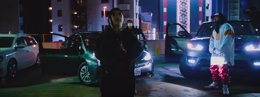 Junior-high-school rapper Taro Ninja enlists an all-star team of Japanese MCs for remix of viral hit