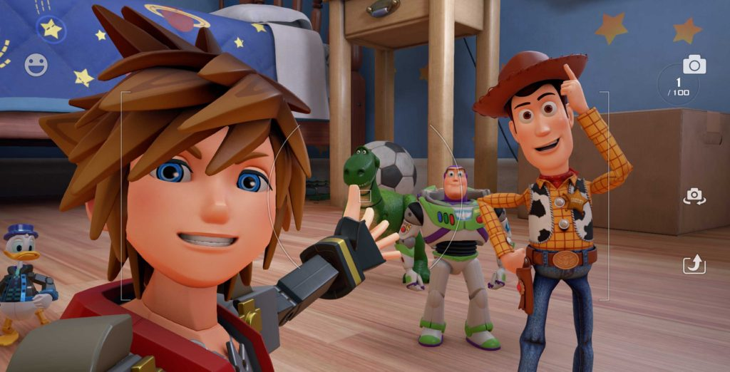 Kingdom Hearts III Reveals New Bring Arts Figures with Stop-Motion Trailer