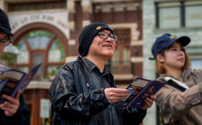 'Detective Conan' Creator Gosho Aoyama Enthused By This Year's USJ Attractions