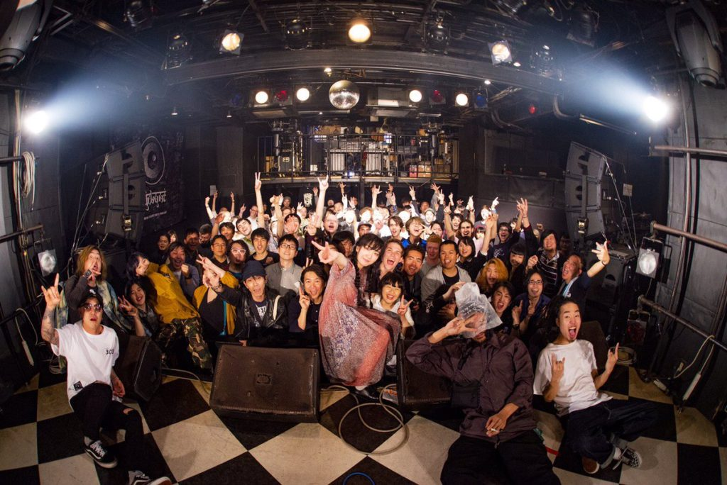 Haru Nemuri Live At Shibuya Cyclone Show Report