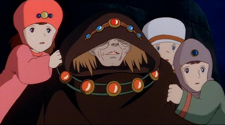 Nausicaä of the Valley of the Wind Anime screenshot