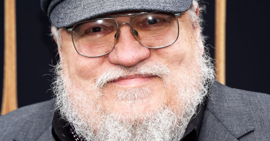 Gematsu: George R.R. Martin and FromSoftware Collaborating on New Game