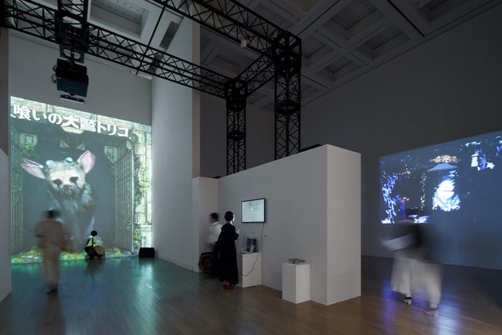 Japan Media Arts Festival exhibition 2018
