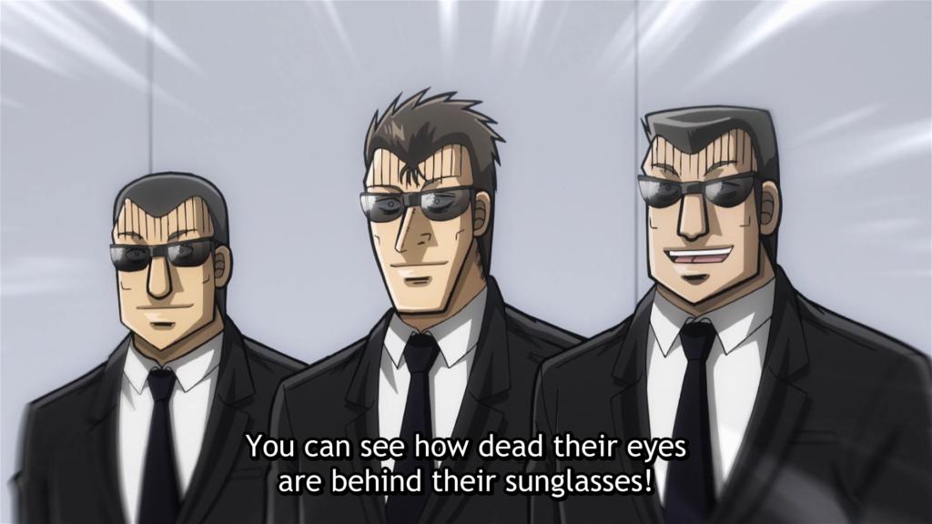 Mr. Tonegawa: The Hilarious 'Kaiji' Spinoff No One Wanted