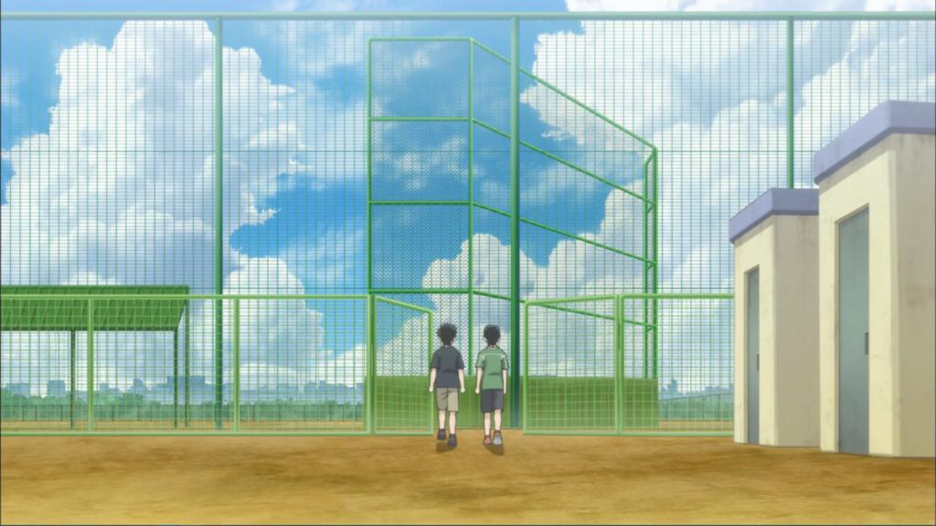 Mix Baseball Field