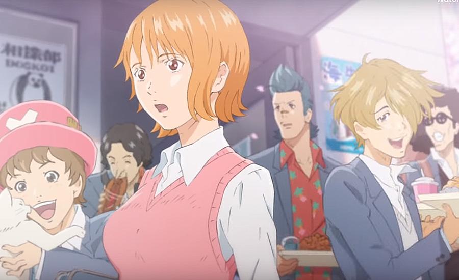 One Piece High School