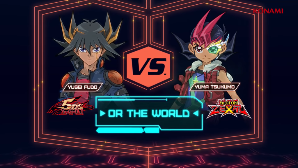 Yu-Gi-Oh! Legacy of the Duelist: Link Evolution Hits The Nintendo Switch In English August 20