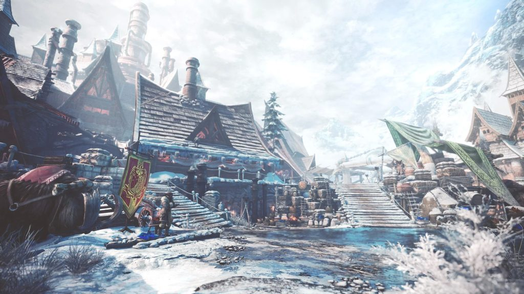 Meet New Monsters and Characters in Monster Hunter World: Iceborne's Story Trailer