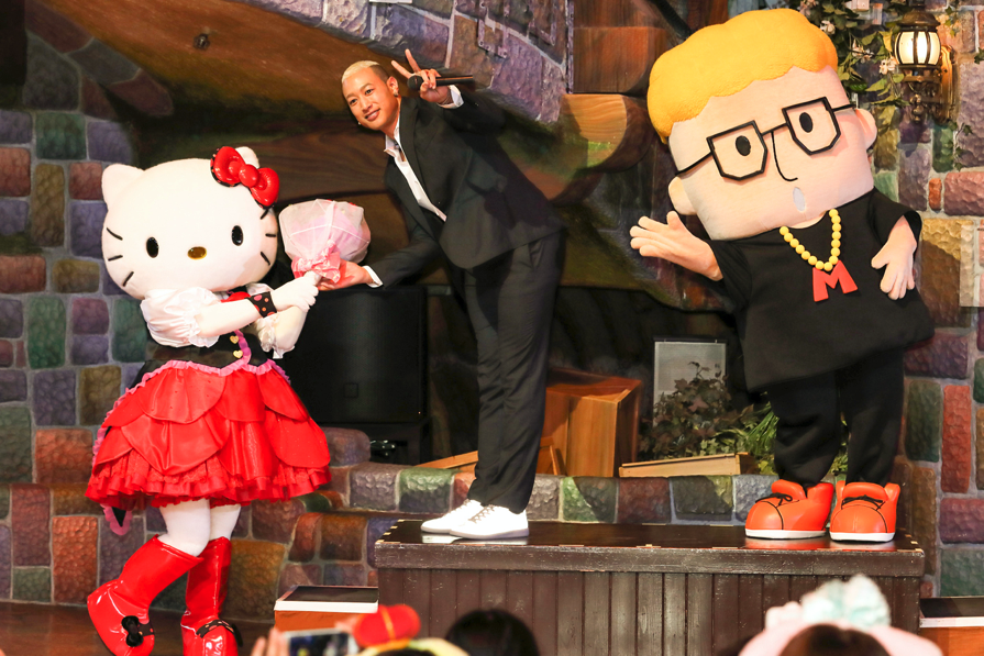 Hello Mandy Wins the Sanrio Character Election Collaboration Category