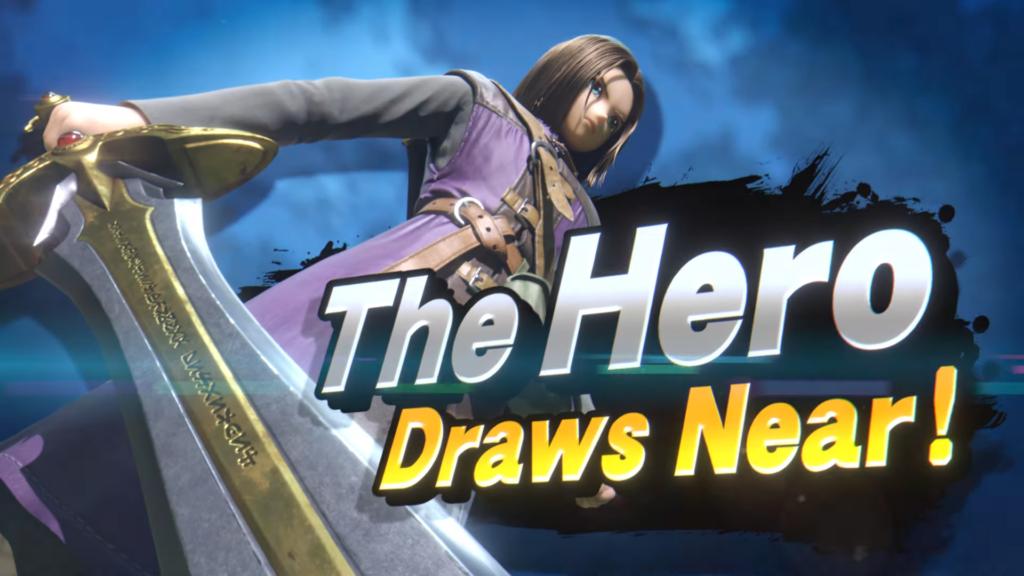 SSBU Hero Reveal