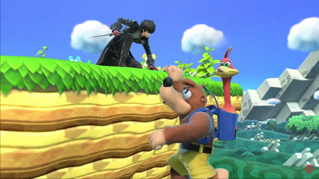 Banjo-Kazooie & Dragon Quest Join the Fight in Super Smash Bros. Ultimate