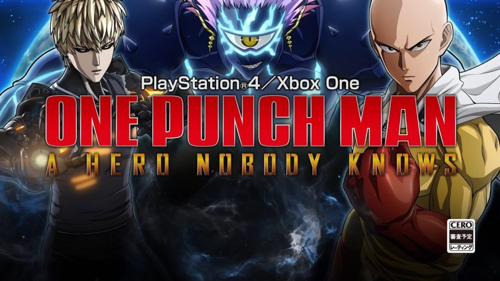 The Developers of Jump Force are Making a One-Punch Man Game