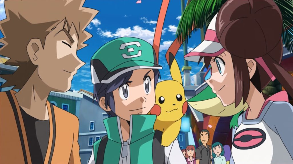 Generations Collide in New Animated Pokémon Masters Trailer