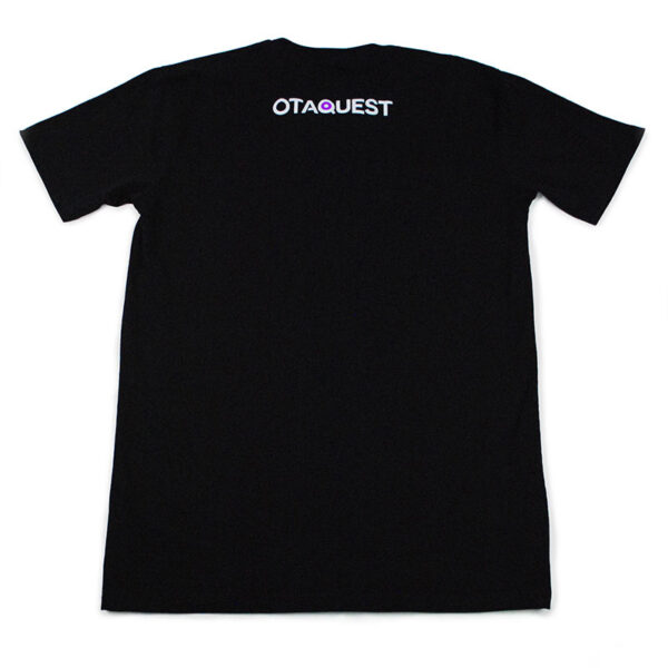 Black Pop Culture Shirt Back