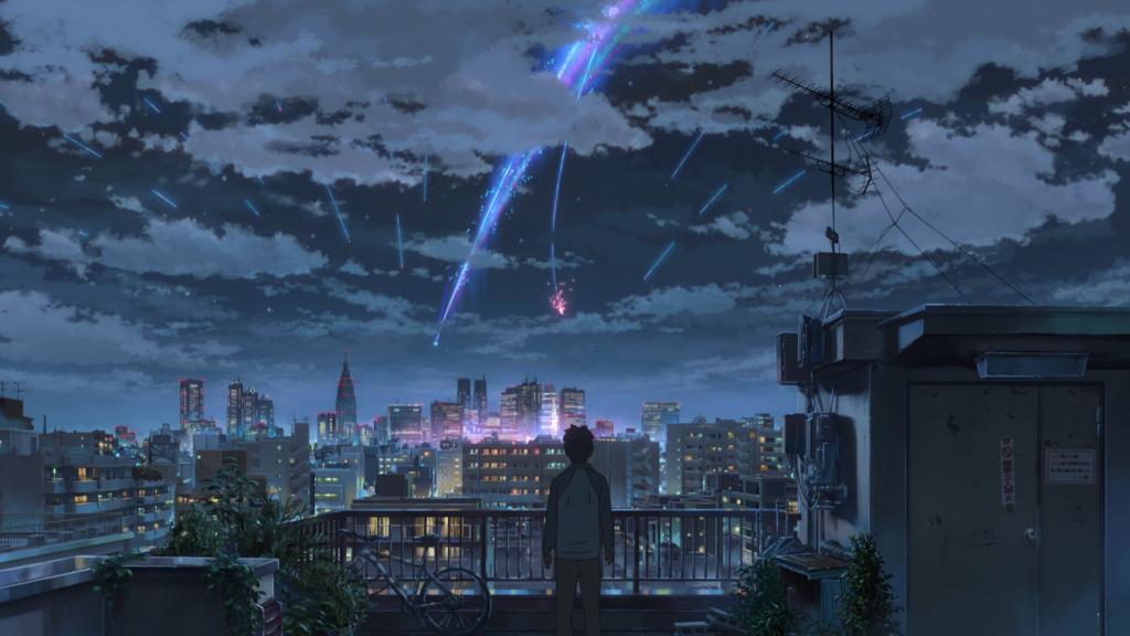 Makoto Shinkai Uniqlo Collection Dropping Worldwide