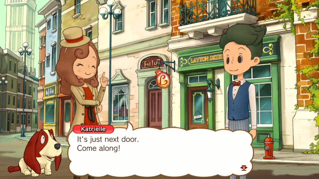 Layton's Mystery Journey Is Coming To The Switch