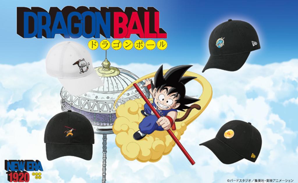 Dragon Ball x New Era Line Focuses On The Classic Era