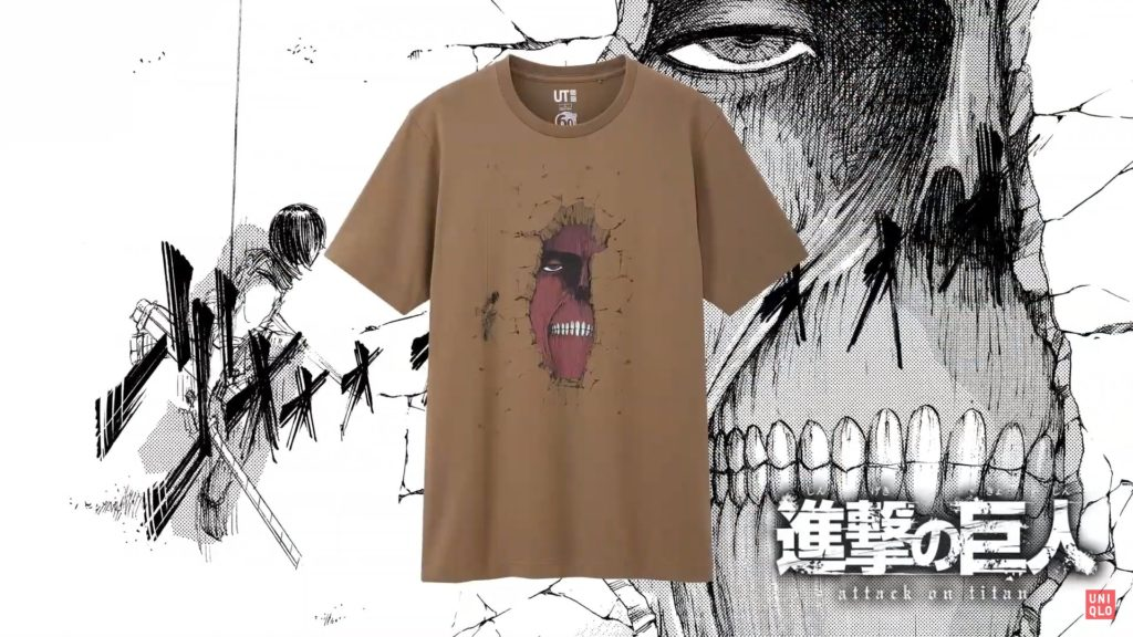 Weekly Shonen Magazine Gets UNIQLO Collection For a Change