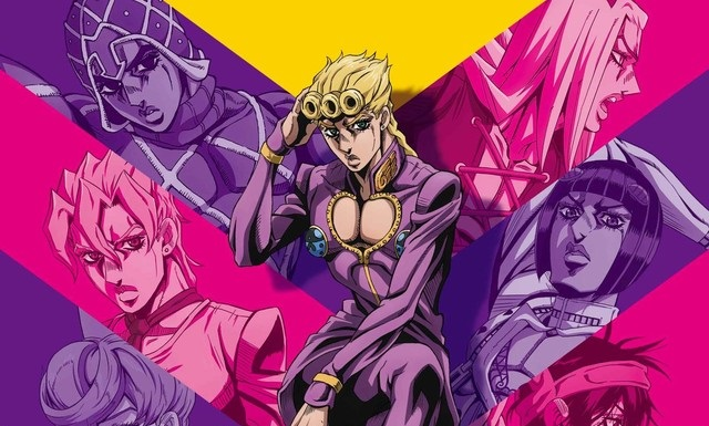 'JoJo's Bizarre Adventure: Golden Wind' Takes Over Tower Records This July